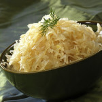 Crebs' Greek Sauerkraut Recipe