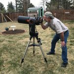 New Celestron Telescope